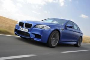 BMW M5. Sheer driving pleasure?
